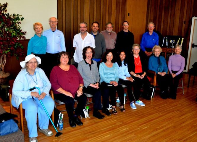 Group Photo, April 13, 2014