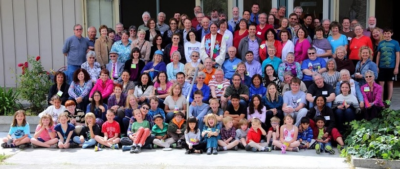 Mission Peak Unitarian Universalist Congretation Group Photo 2014
